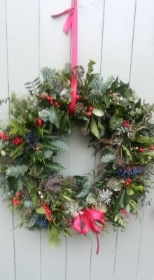Nordic Luxury Door Wreath